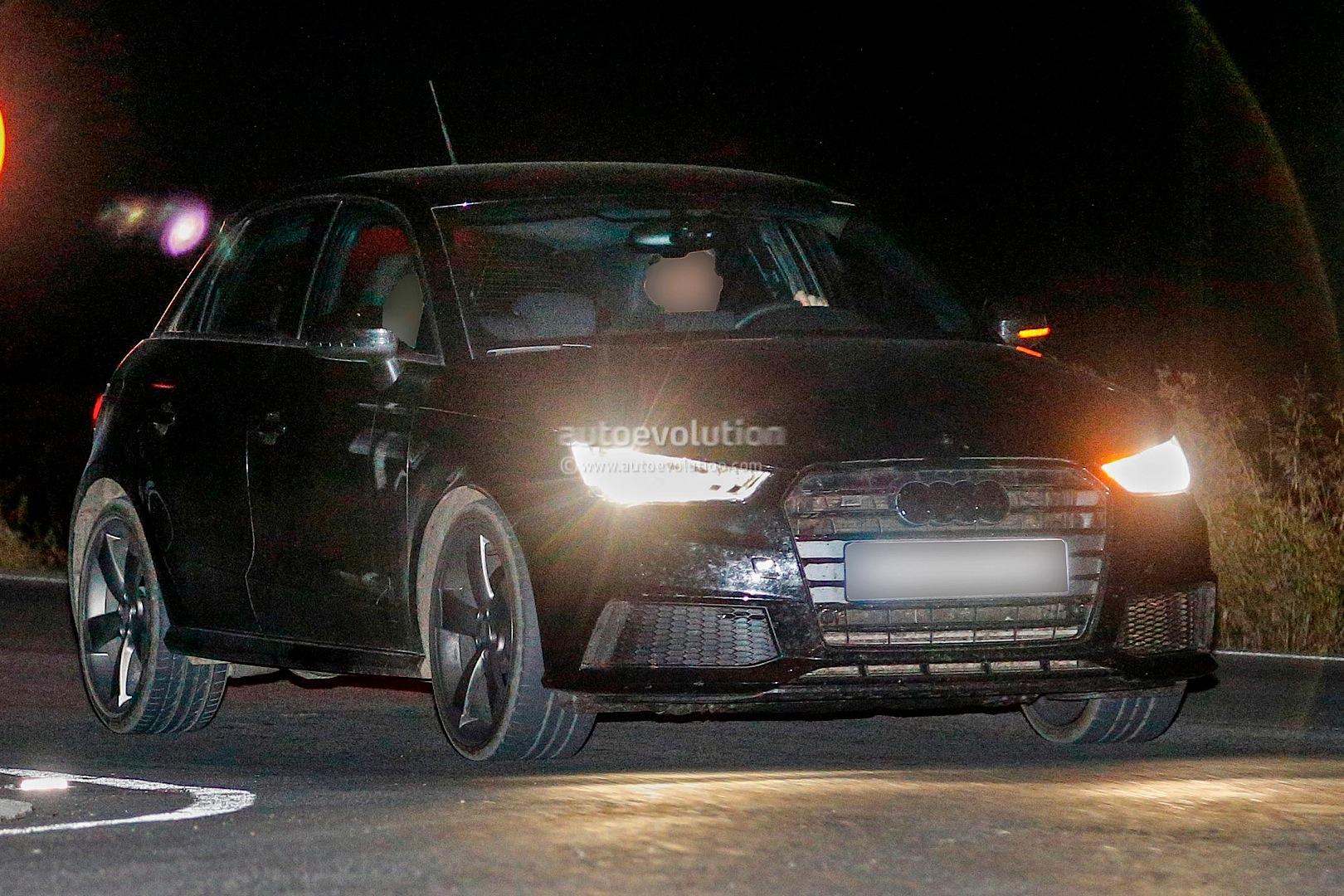 2014 Audi S1 - photo gallery