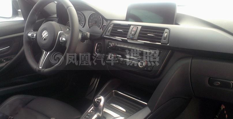 Spyshots 2014 Bmw M3 Interior Revealed Autoevolution