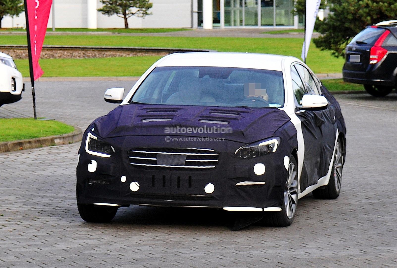Hyundai Genesis Sedan 2014 2014 hyundai genesis sedan