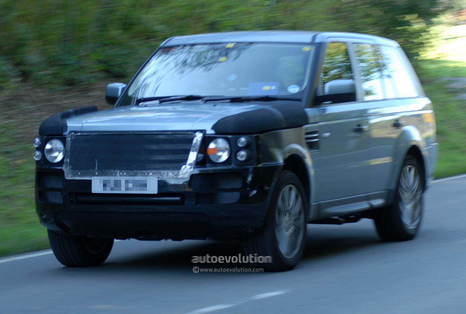 spyshots 2014 range rover sport autoevolution. Black Bedroom Furniture Sets. Home Design Ideas