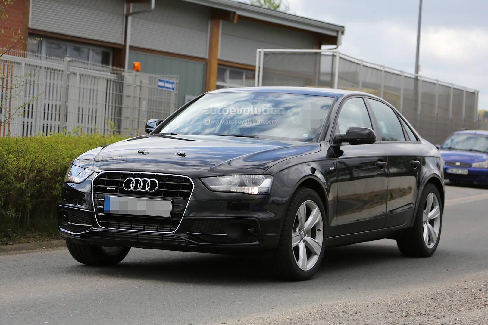 Spyshots 2015 Audi A4 Allroad Test Mule Autoevolution