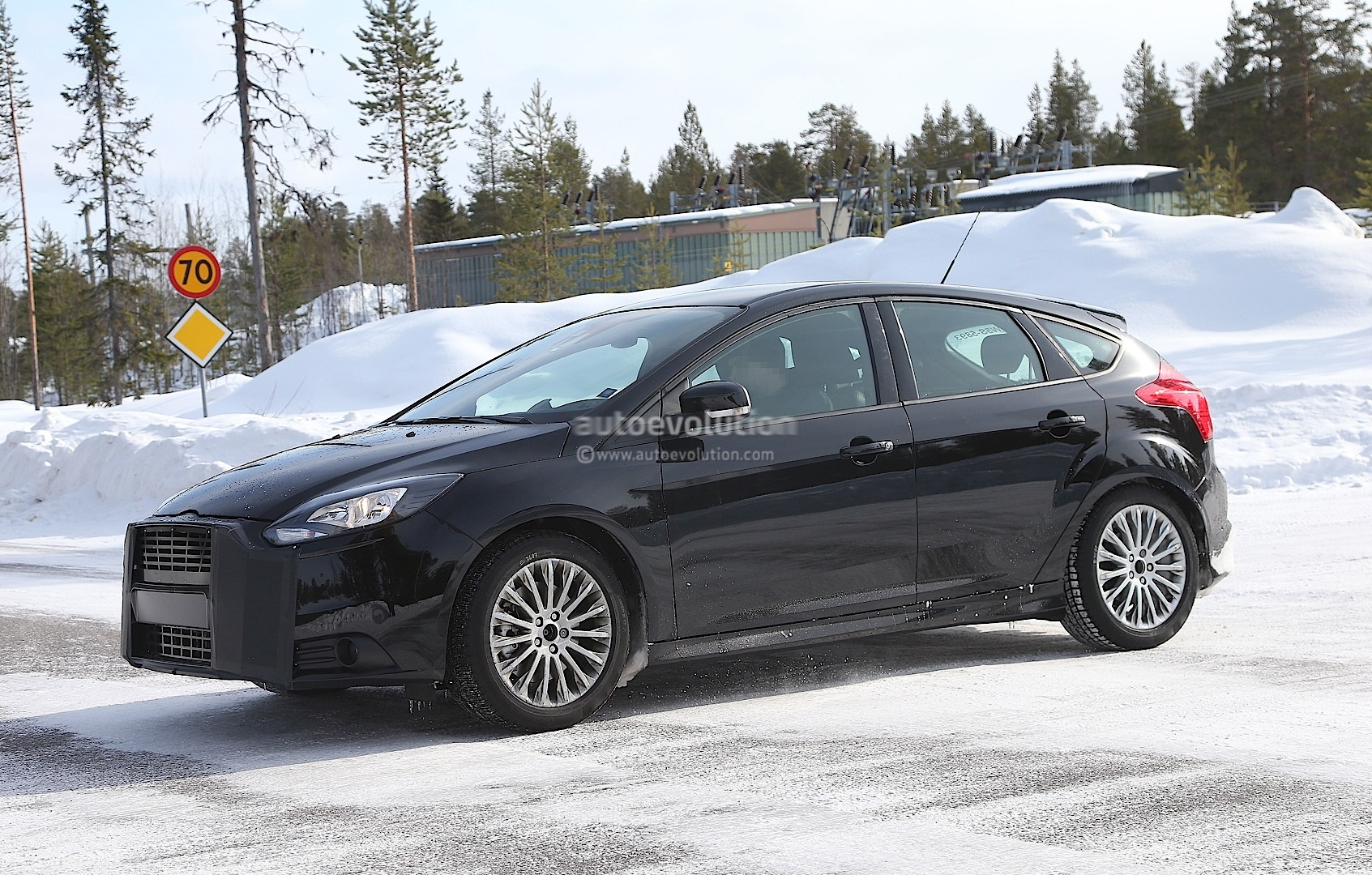 2015 Ford Focus RS #4/7