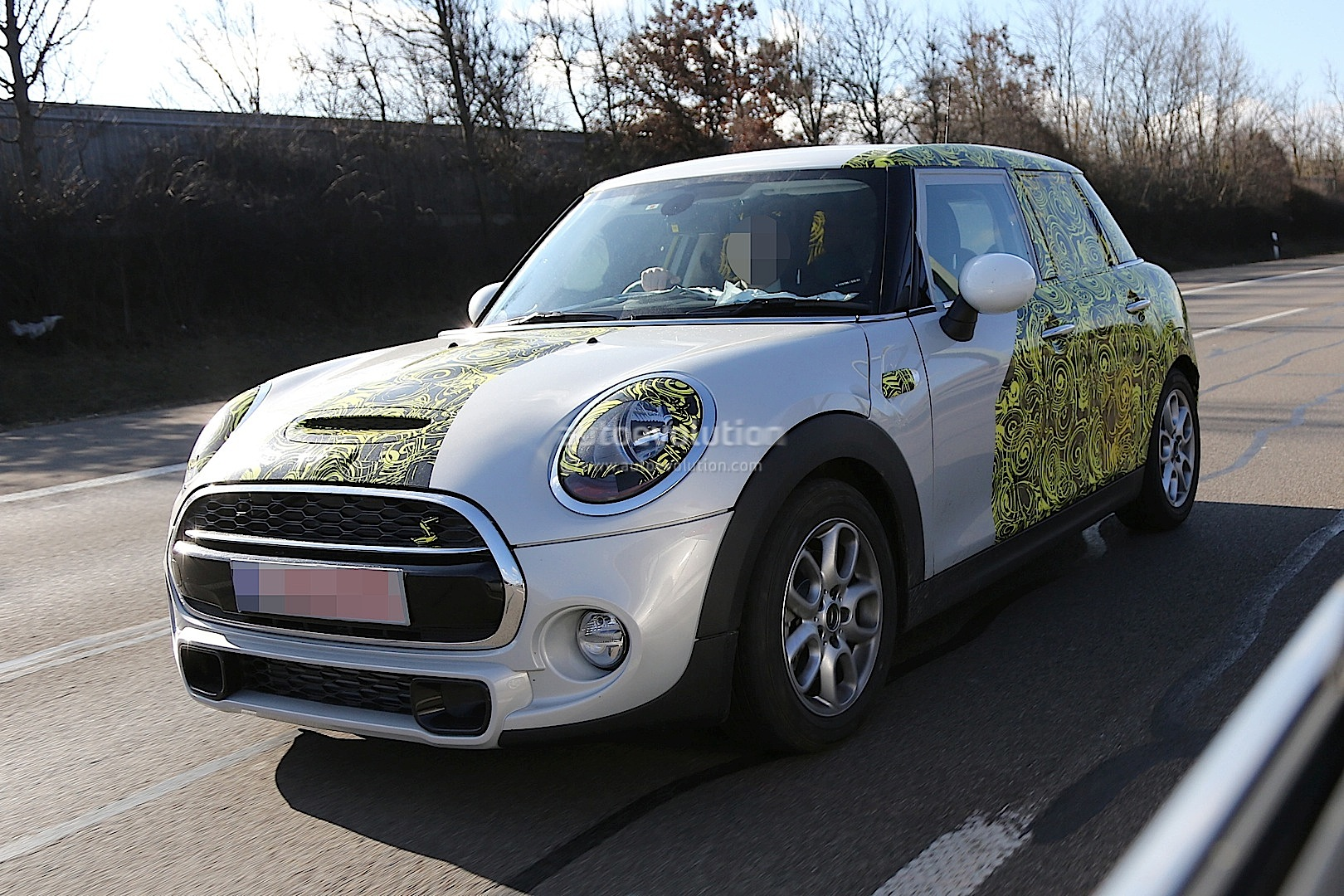 2015 MINI Cooper HD Wallpapers: British Racing Green Goes Well with ...