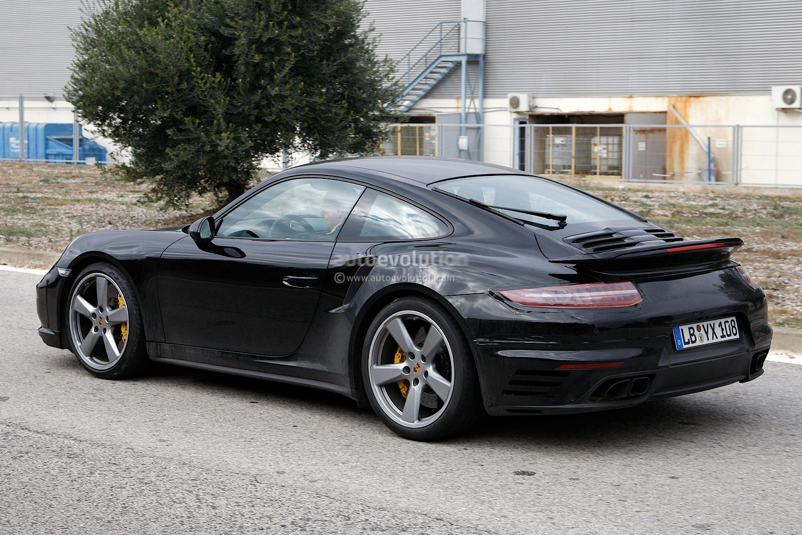 thread 2015 porsche 911 turbo getting facelift