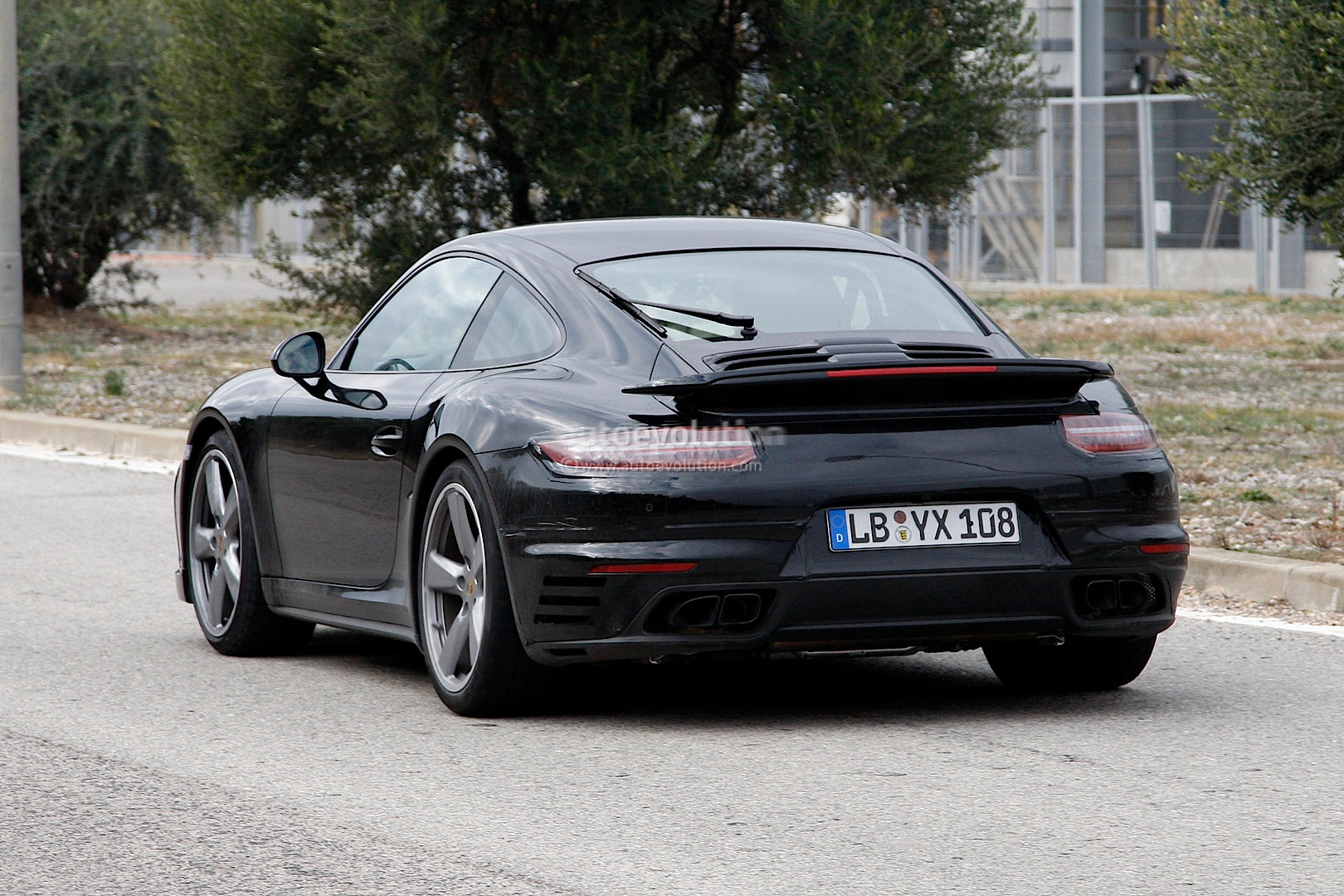 thread 2015 porsche 911 turbo getting facelift - 2015 Porsche 911 Turbo