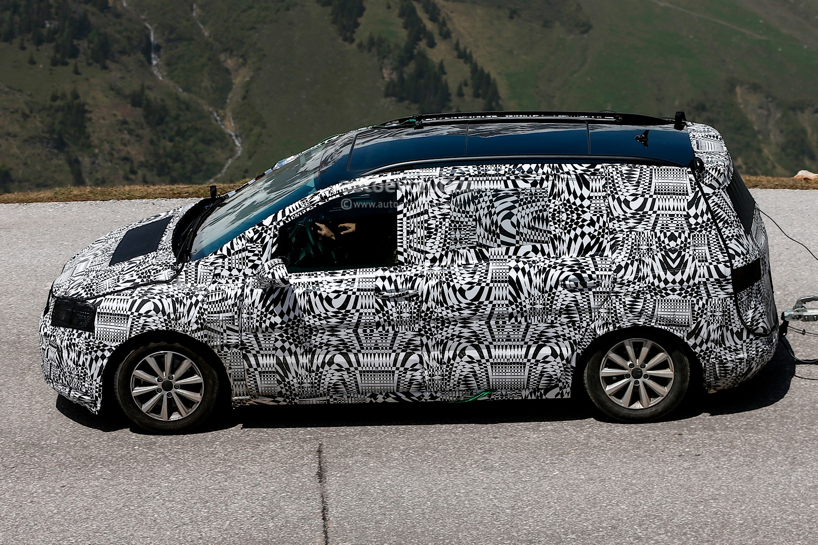 2015 Vw Touran | Autos Weblog