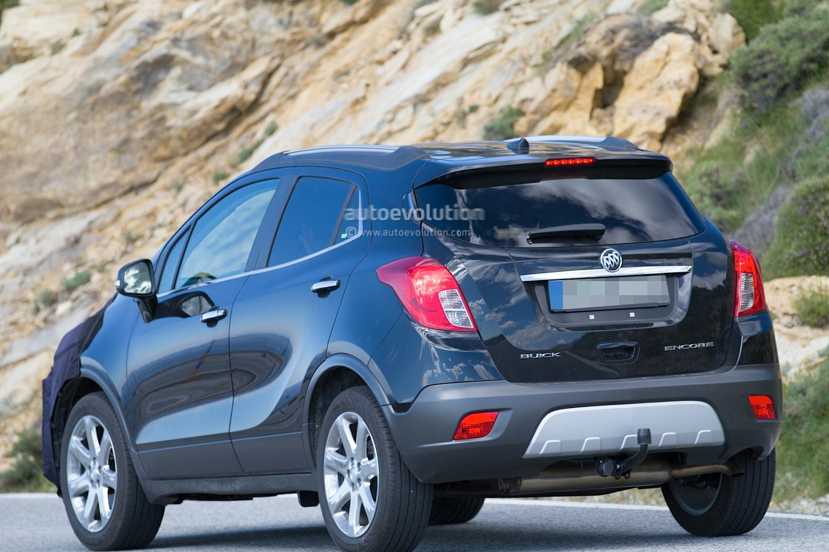 2016 Or 2017 Buick Encore