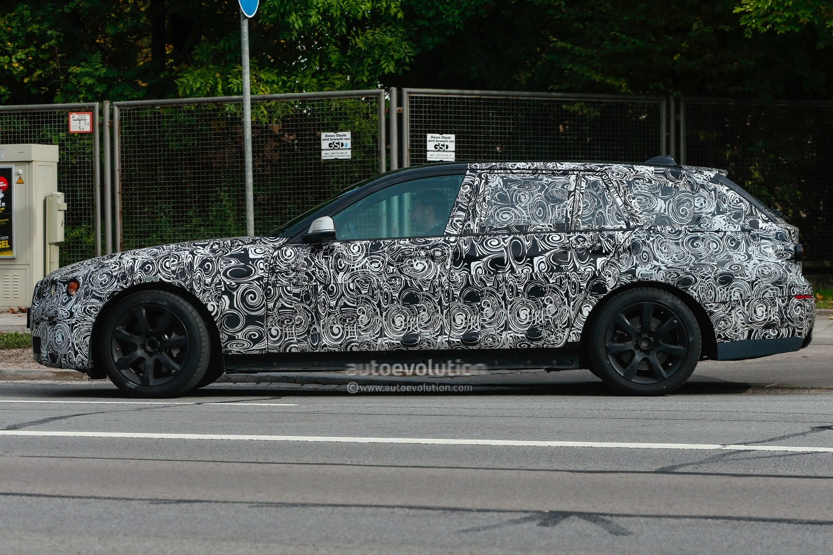 Spyshots 2016 Bmw 5 Series Sedan Spotted For The First