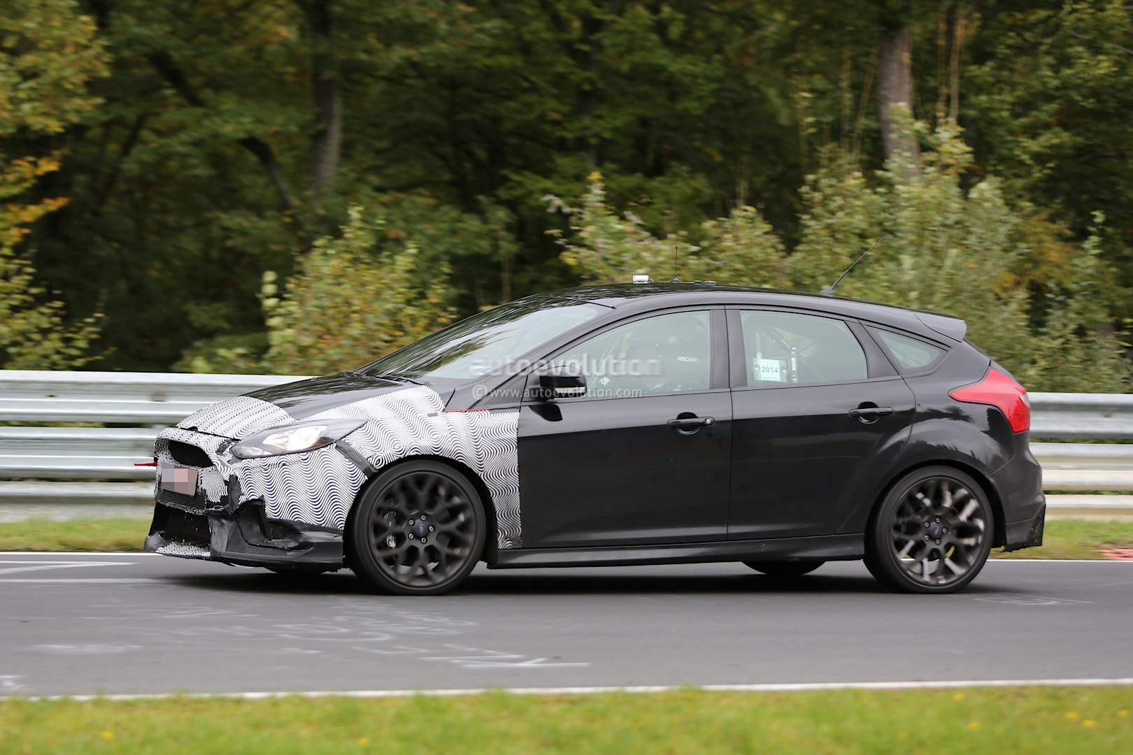 2016 Ford Focus RS Reveal