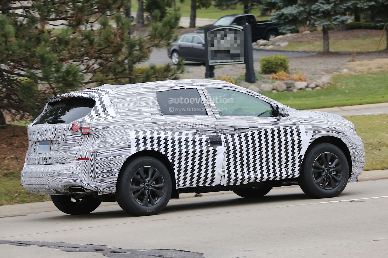 ... 2016 Nissan Murano Coming Out | Release date, Specs, Review, Redesign