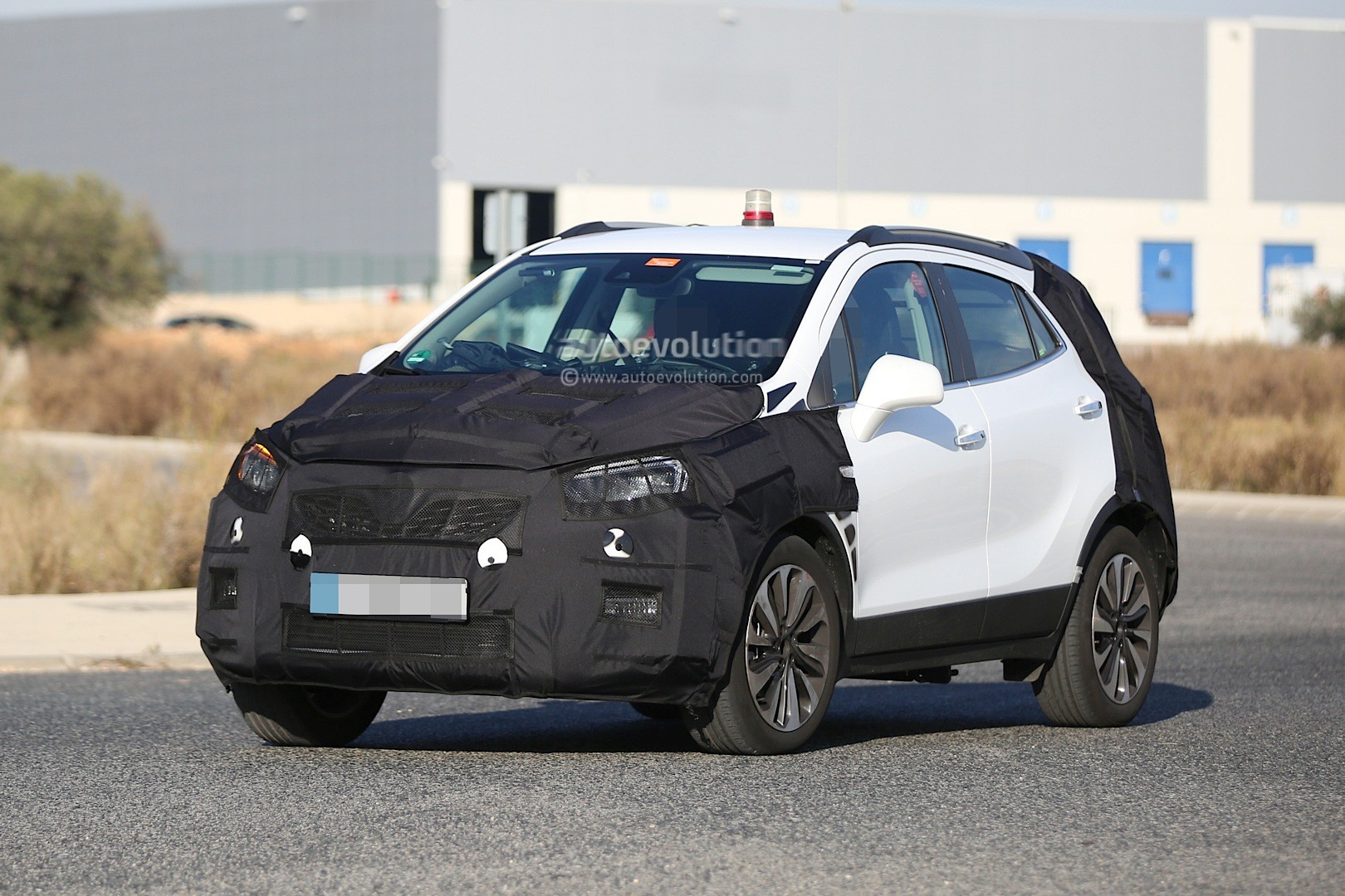 opel mokka x opc rendering looks so good they u0026 39 ll have to make it