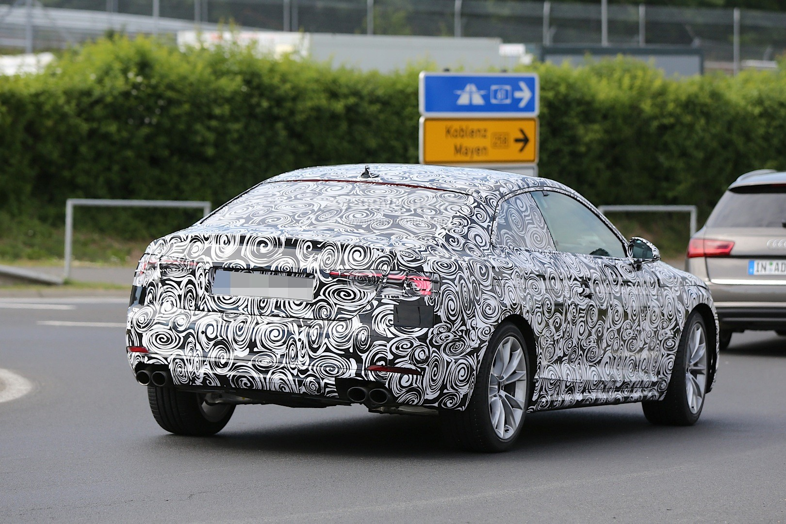 2017 Audi S5 Performance Coupe First Photos