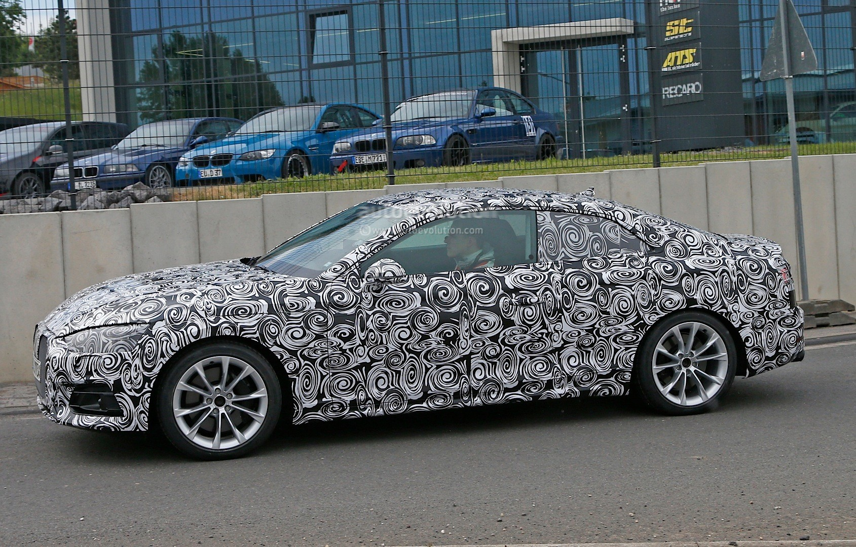 2017 Audi S5 Performance Coupe First Photos - photo gallery