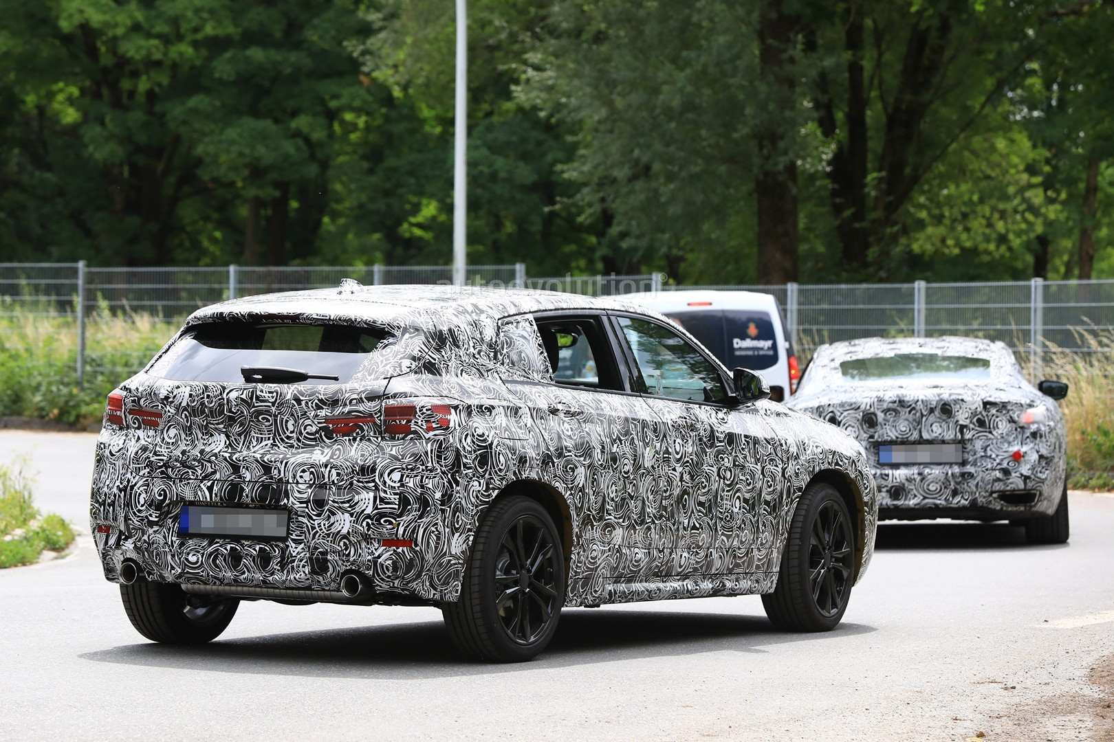 2017 - [BMW] X2 [F39] - Page 7 Spyshots-2018-bmw-x2-interior-and-front-end-design-get-shown_10