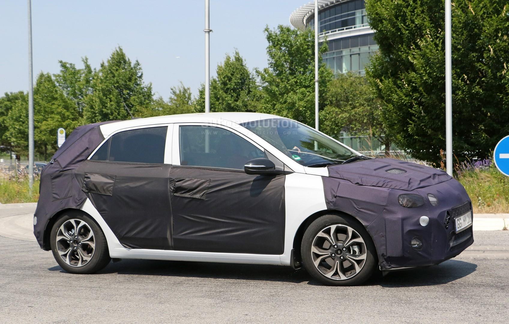 Spyshots: 2018 Hyundai i20 Facelift Looks Set to Adopt ...