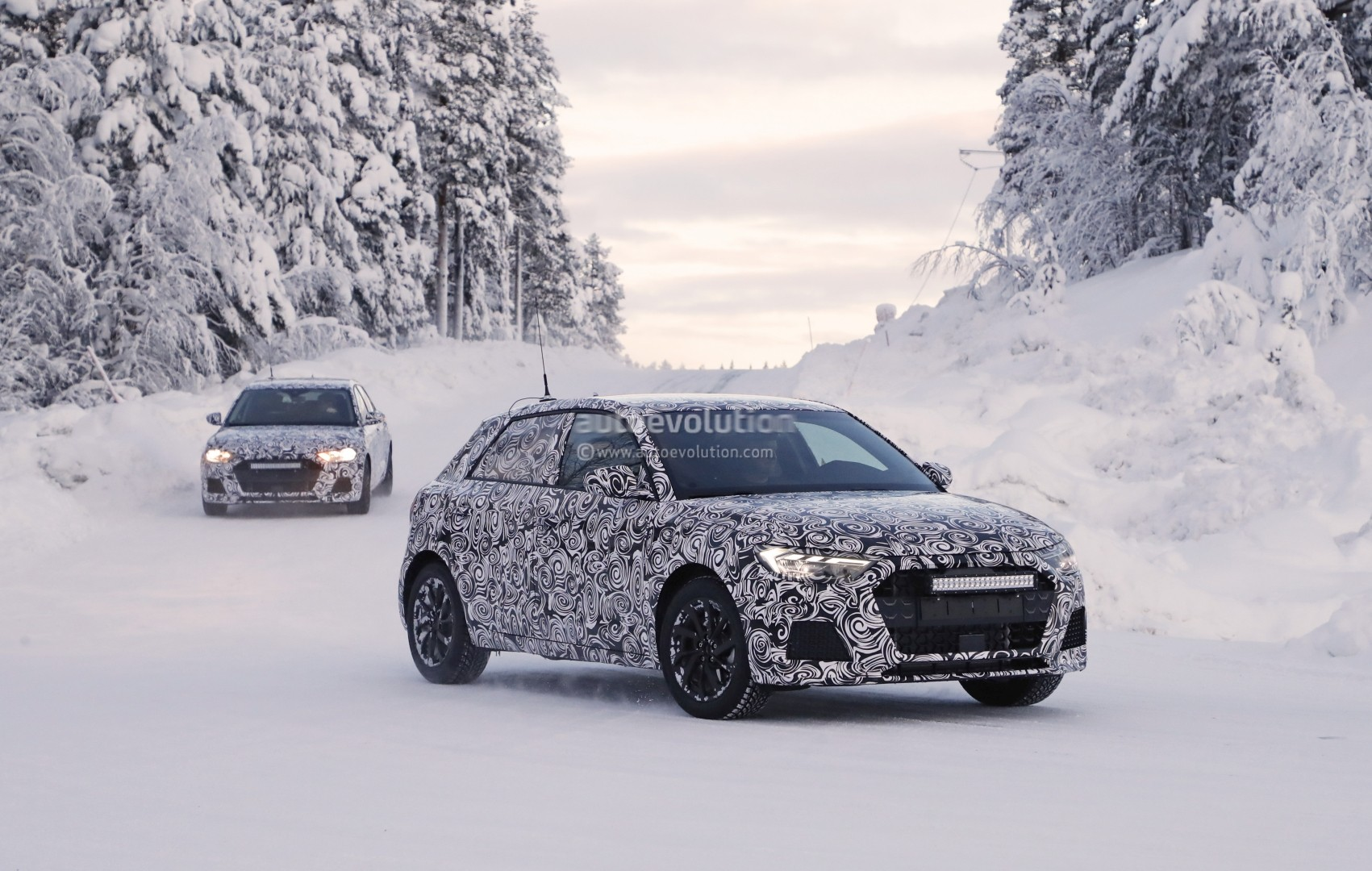 2018 audi a1 to have 250 hp s1 and 300 hp rs1 versions. Black Bedroom Furniture Sets. Home Design Ideas