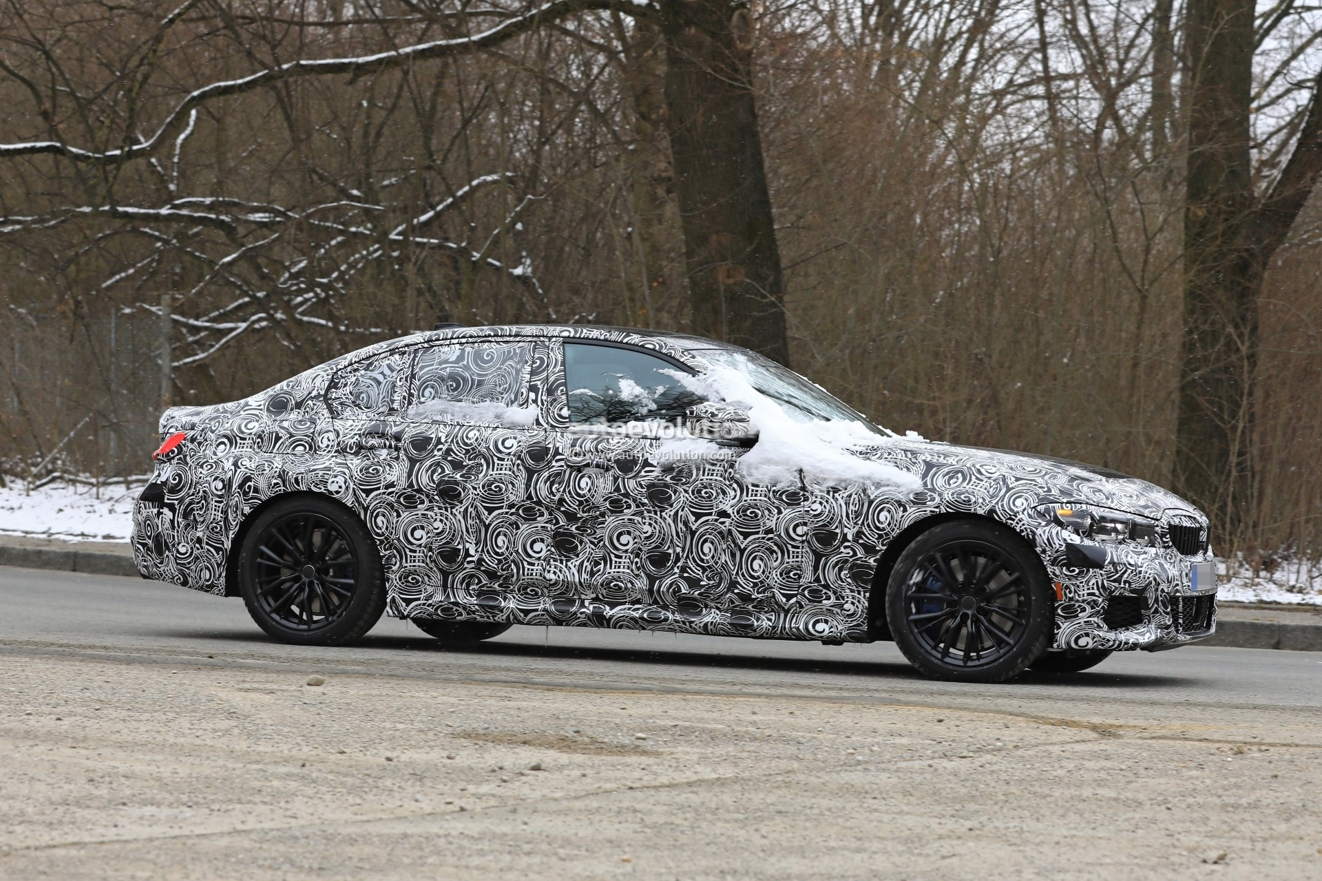 Bmw G20 Touring >> Spyshots: 2019 BMW 3 Series Shows Baby 5 Series Look with Sportier Details - autoevolution