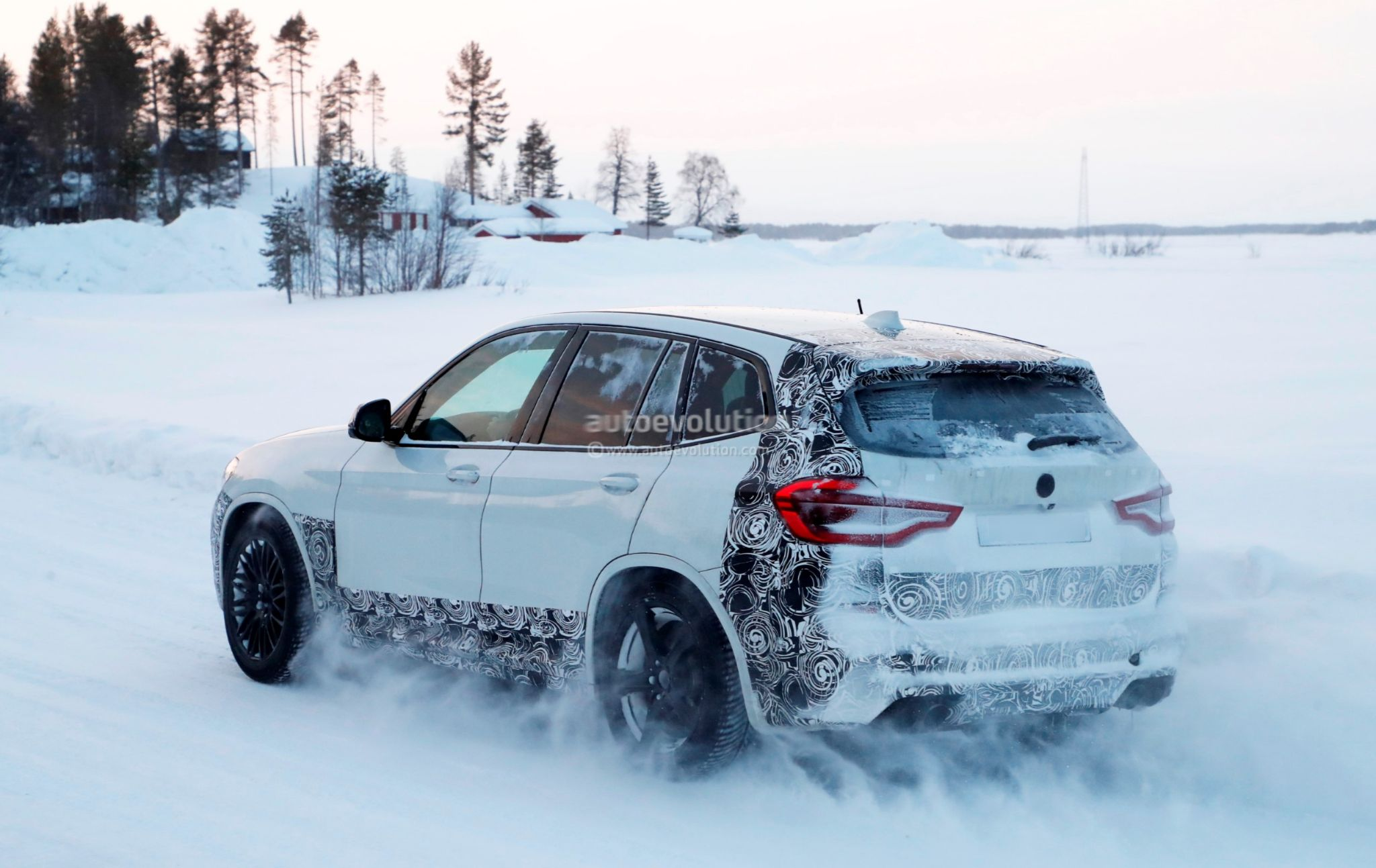 Bmw X3 G01 >> Spyshots: 2019 BMW X3 M Interior Reveals M5 Steering Wheel and Gear Lever - autoevolution
