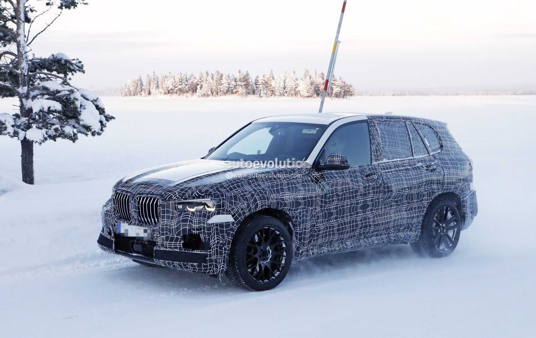 Spyshots 2019 Bmw X5 M Testing In Sweden Expected To Debut This