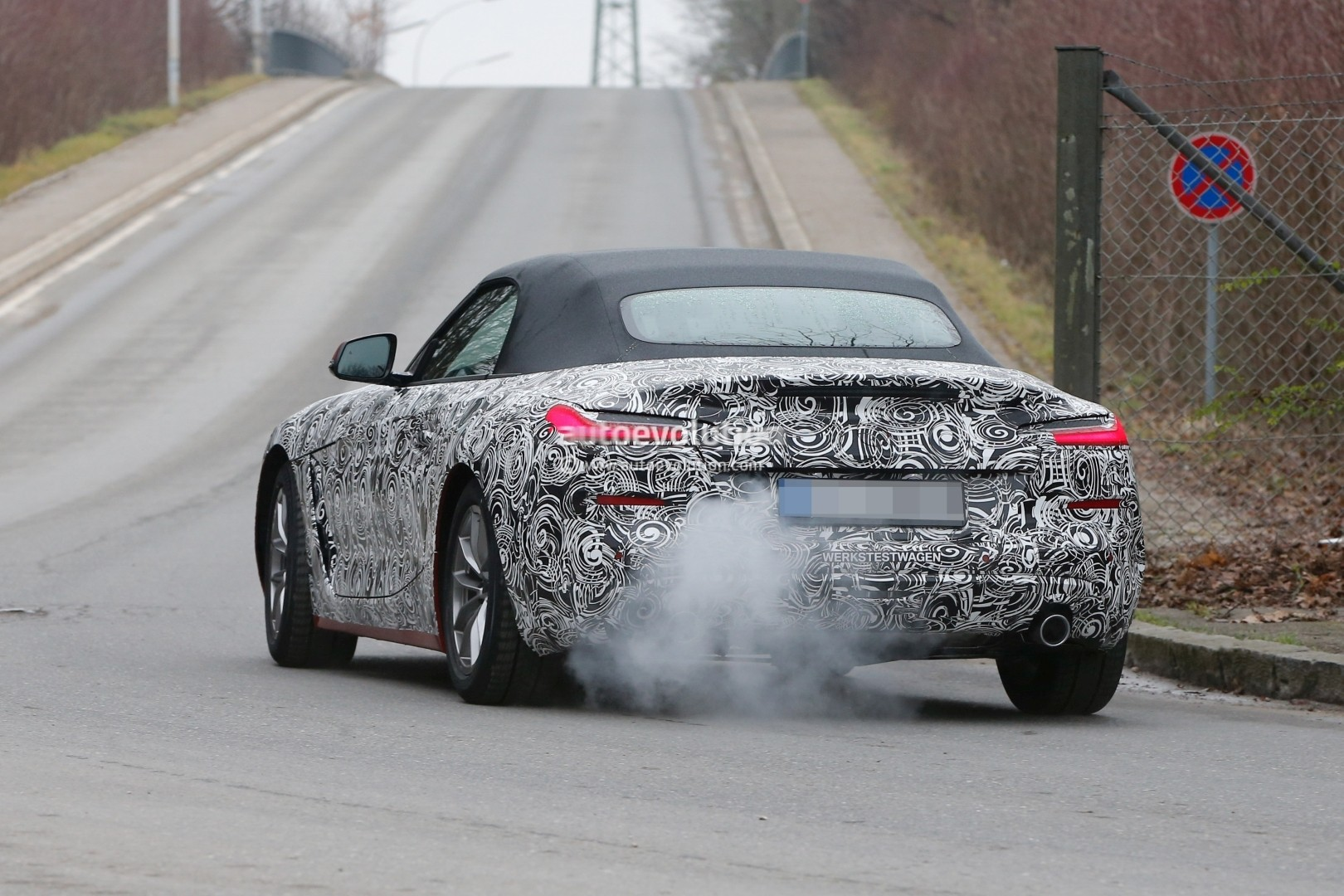 2018 - [BMW] Z4 (G29) - Page 4 Spyshots-2019-bmw-z4_10