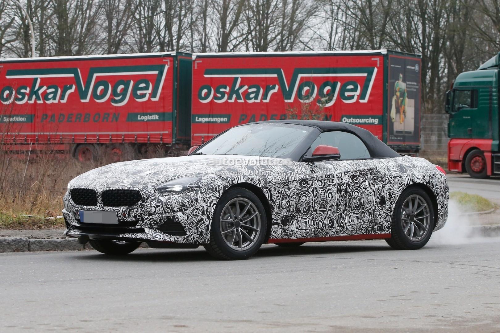 2018 - [BMW] Z4 (G29) - Page 4 Spyshots-2019-bmw-z4_4