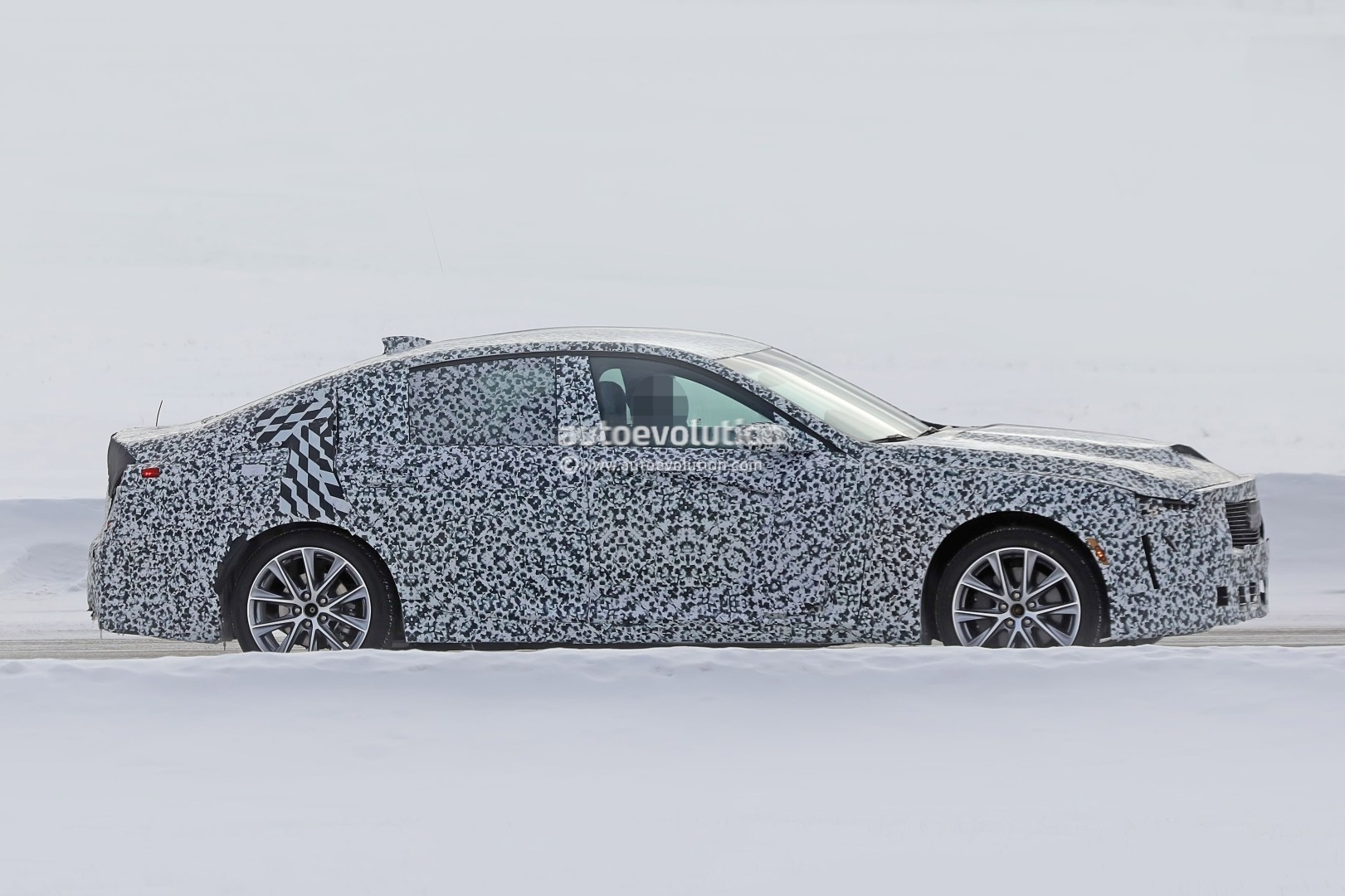 Spyshots: 2020 Cadillac CT5 Gets Closer to Production ...