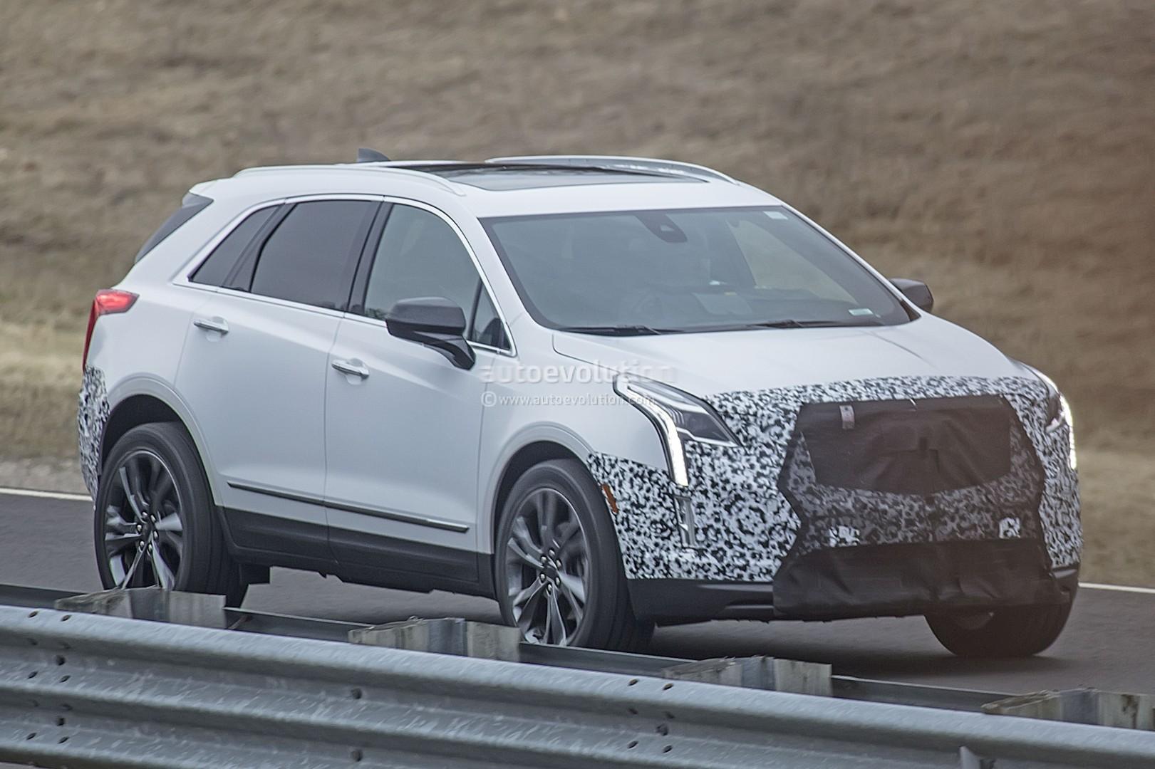 2020 Spy Shots Cadillac Xt5 Research New