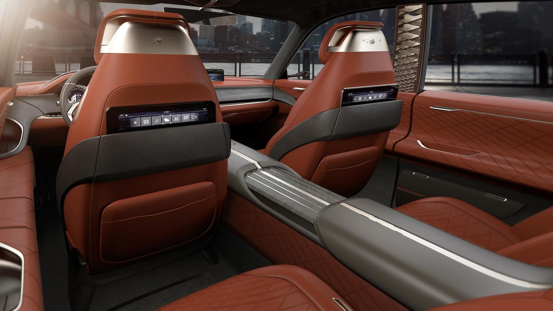 New Mercedes Suv >> Spyshots: 2020 Genesis GV80 SUV Testing to Kickstart ...
