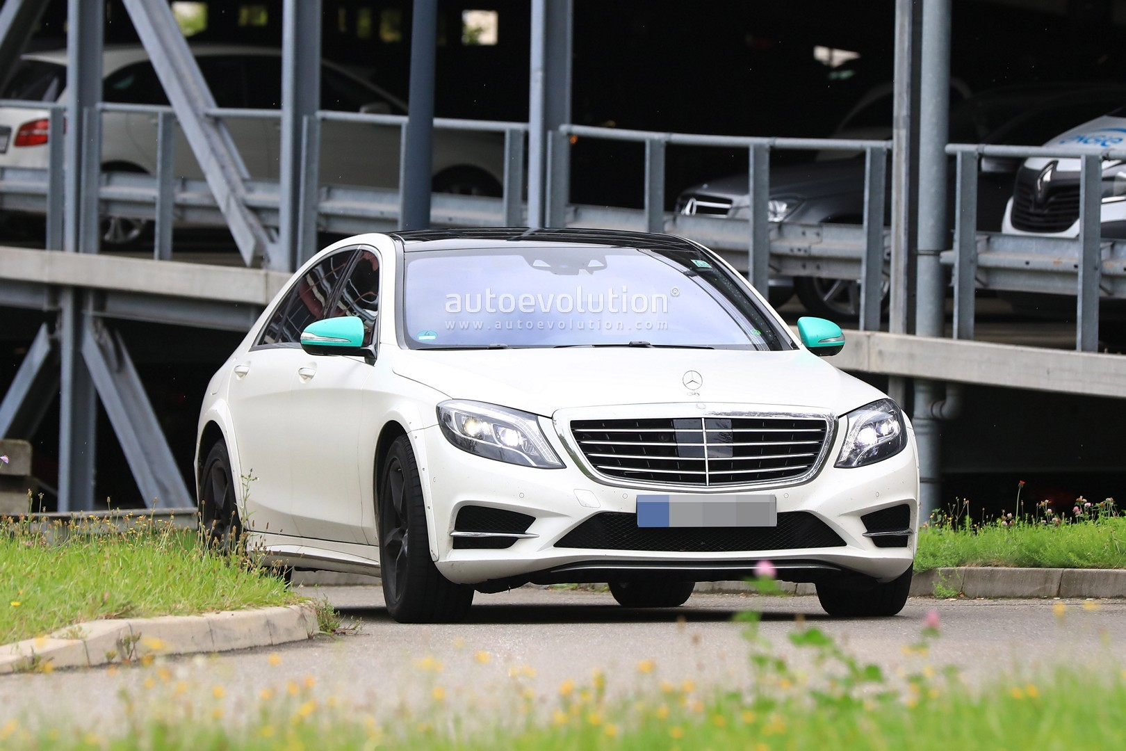 2014 mercedes benz s550 w222 review by cnet on cars