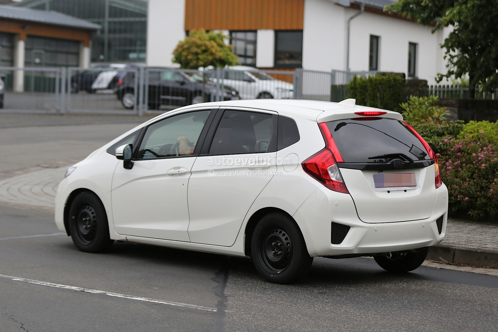 honda all new jazz - photo #16
