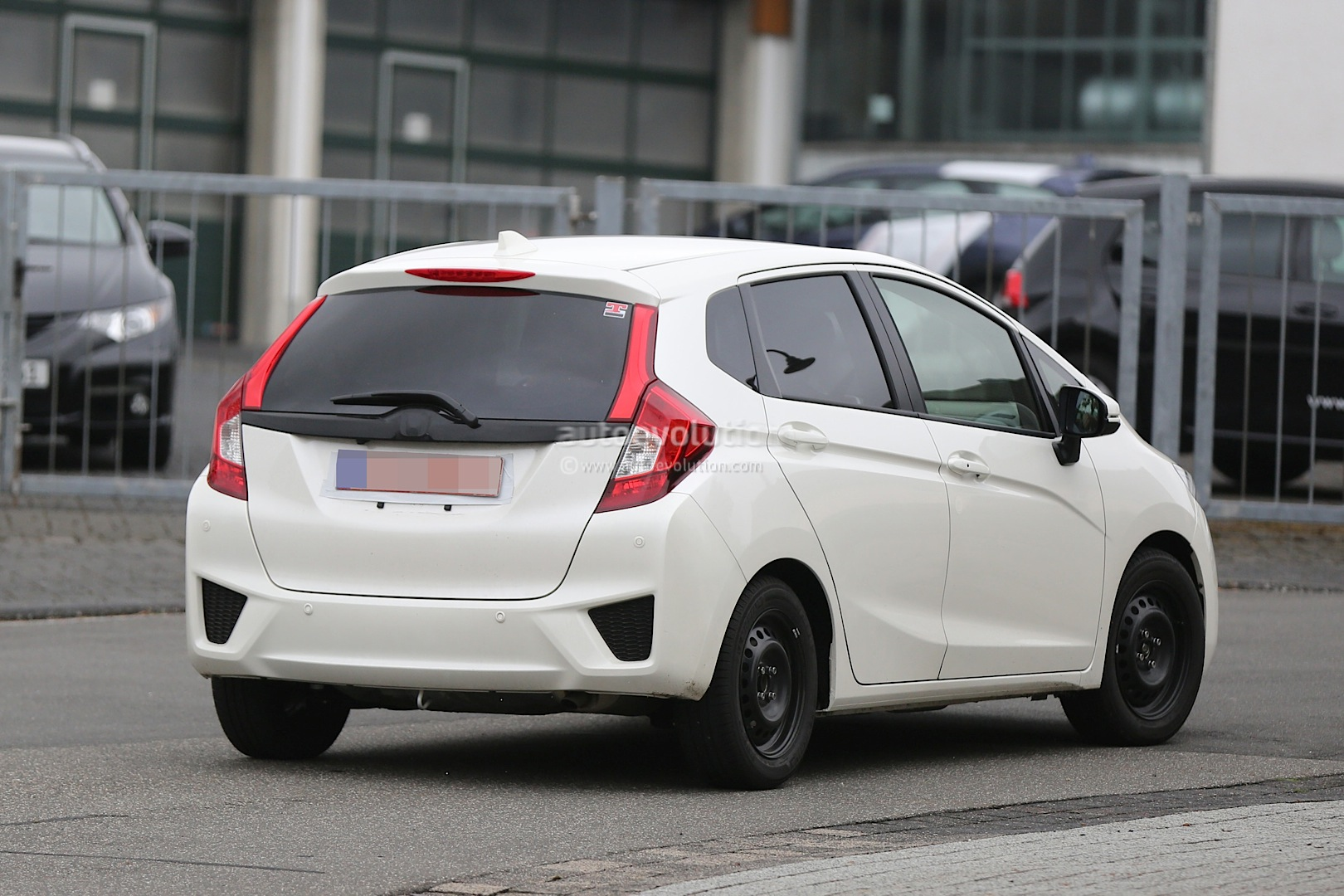 honda all new jazz - photo #5
