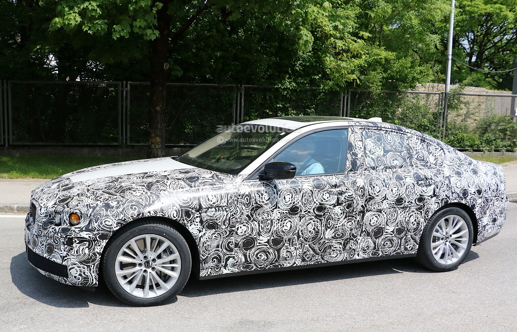Spyshots AllNew BMW M G Test Mule Or Series M Performance - All new bmw cars