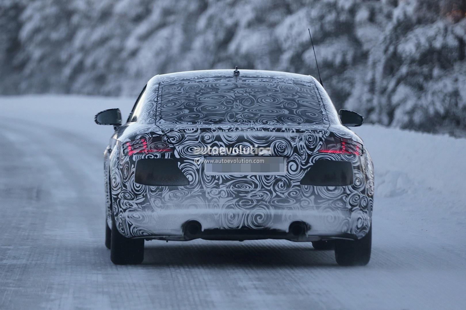 Spied 2018 Audi Rs3 Sedan | 2017 - 2018 Best Cars Reviews