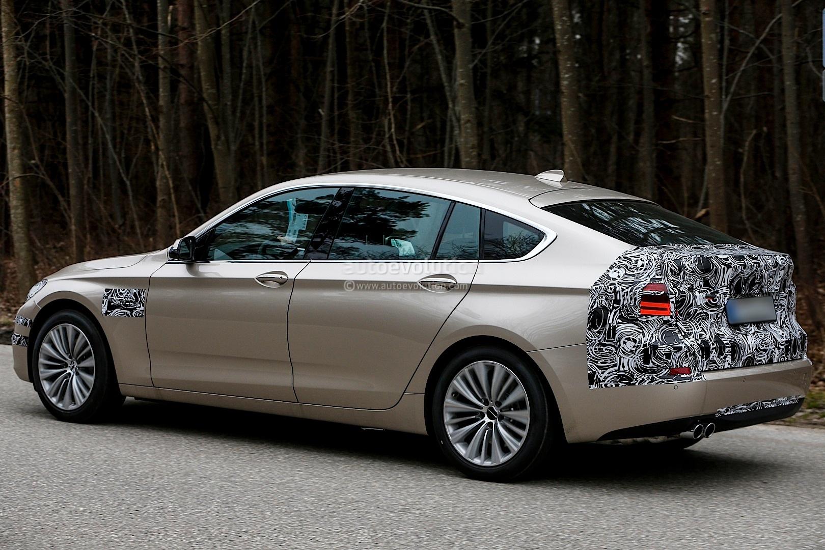 07 Nissan Maxima >> Spyshots: BMW F07 5 Series GT LCI - autoevolution