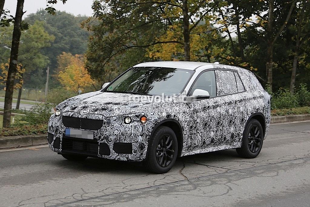 2015 - [BMW] X1 II [F48] - Page 3 Spyshots-bmw-f48-x1-testing-in-germany_5