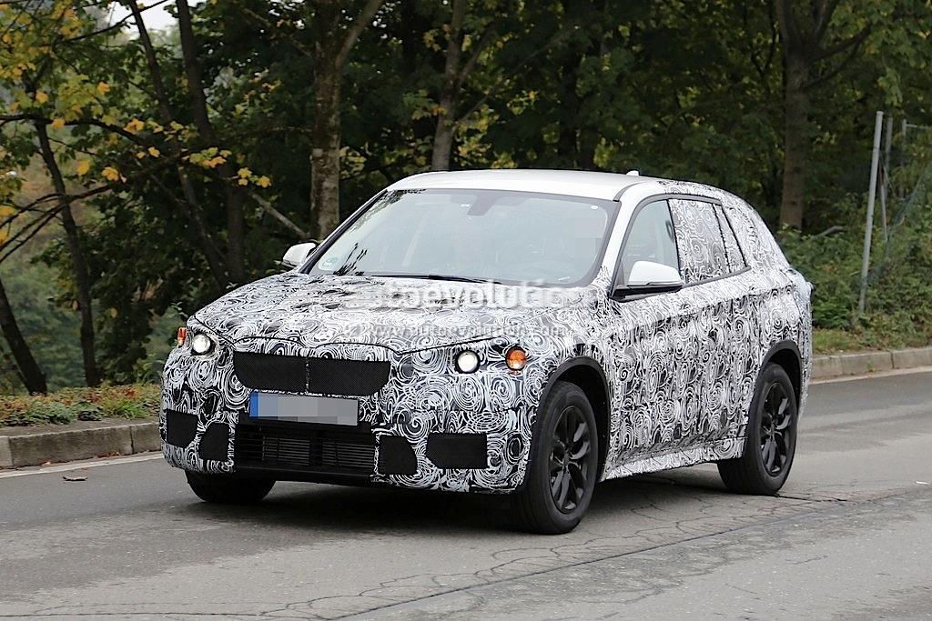 2015 - [BMW] X1 II [F48] - Page 3 Spyshots-bmw-f48-x1-testing-in-germany_8