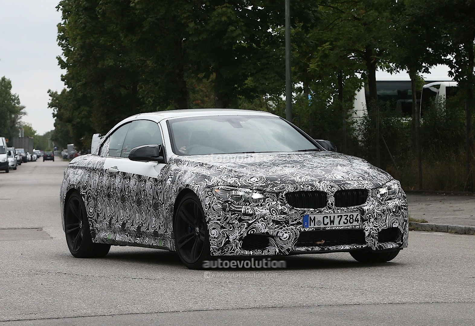 Spyshots Bmw F83 M4 Cabriolet Testing In Germany Autoevolution