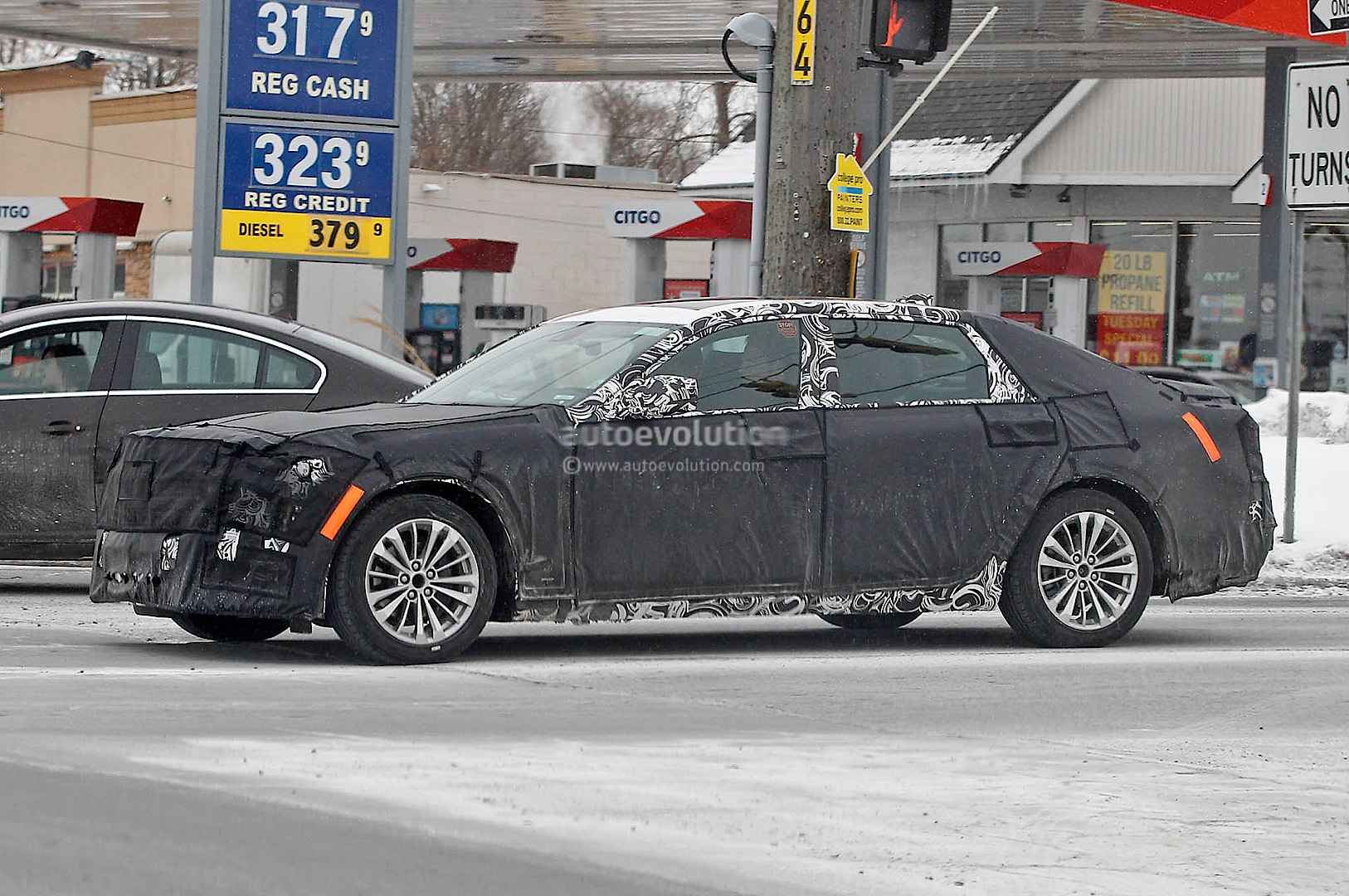 Ed welburn hints that elmiraj is actually a cts coupe replacement autoevolution
