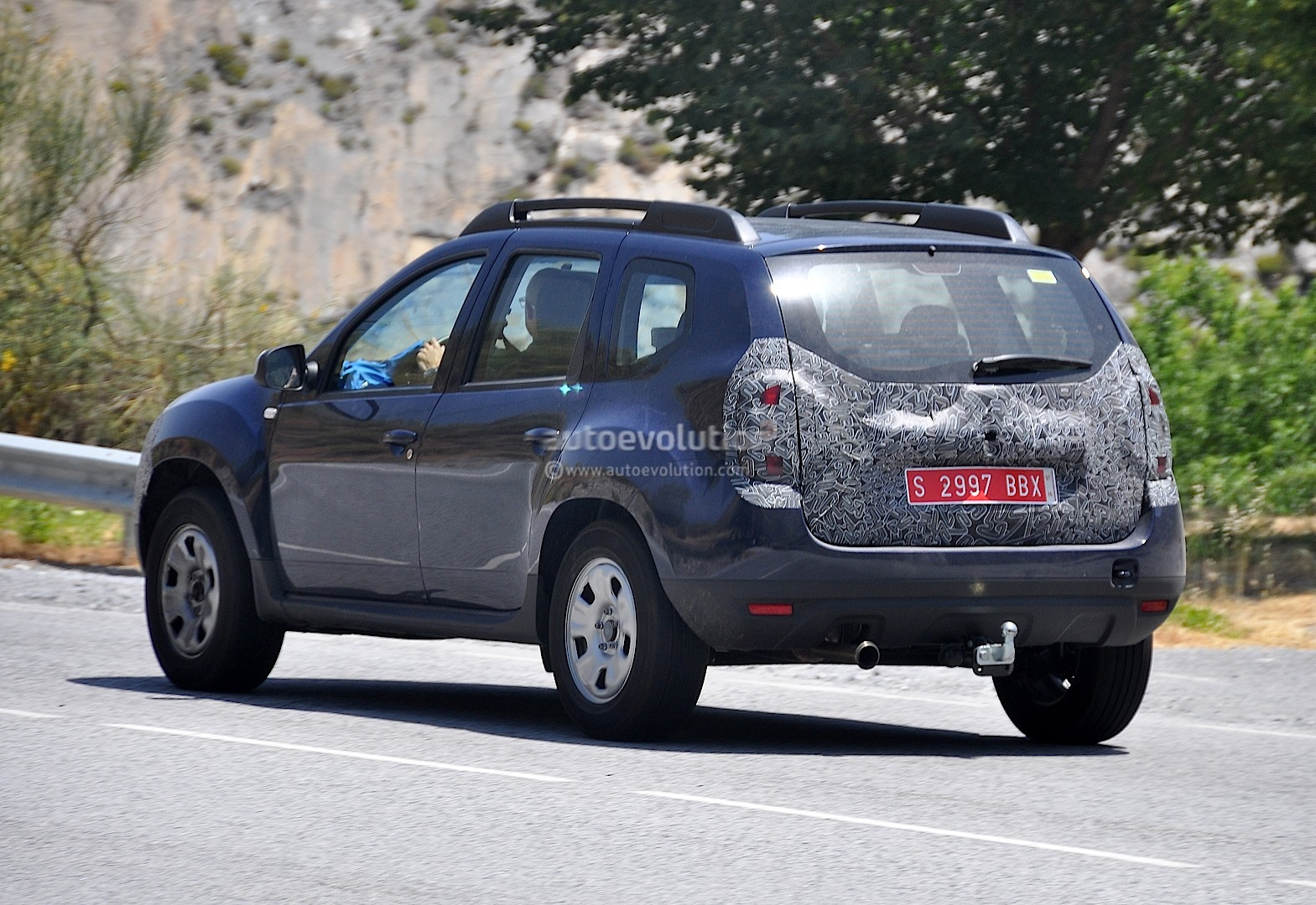 facelift dacia duster facelift