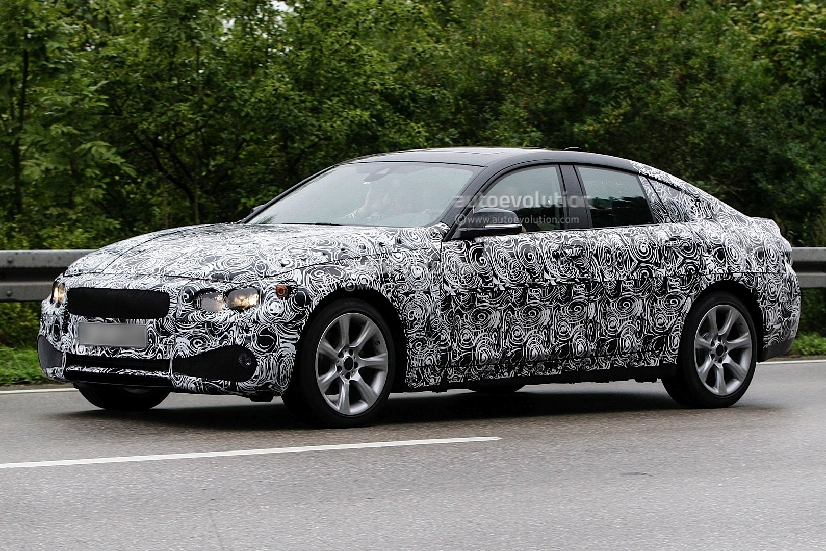 2013 Bmw 3 Series Gt Revealed In New Spy Shots Gallery 1 ...