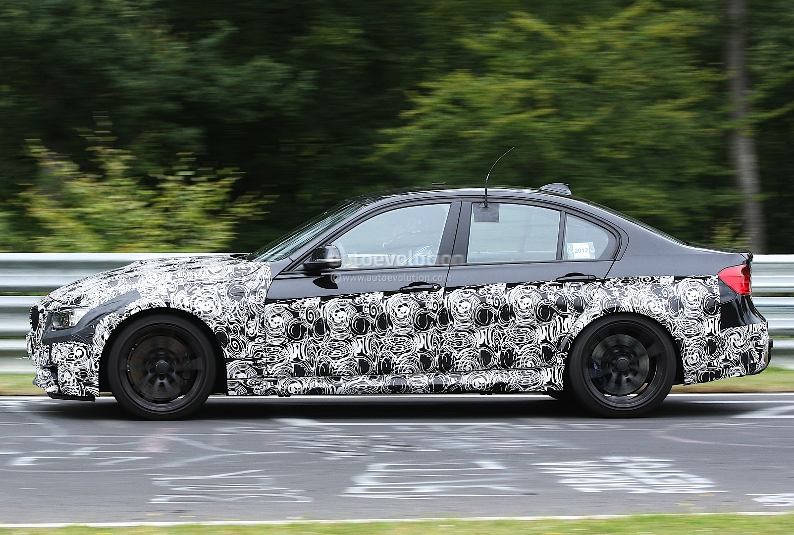 Spyshots: F80 BMW M3 Sheds Camo, Takes on 'Ring ...