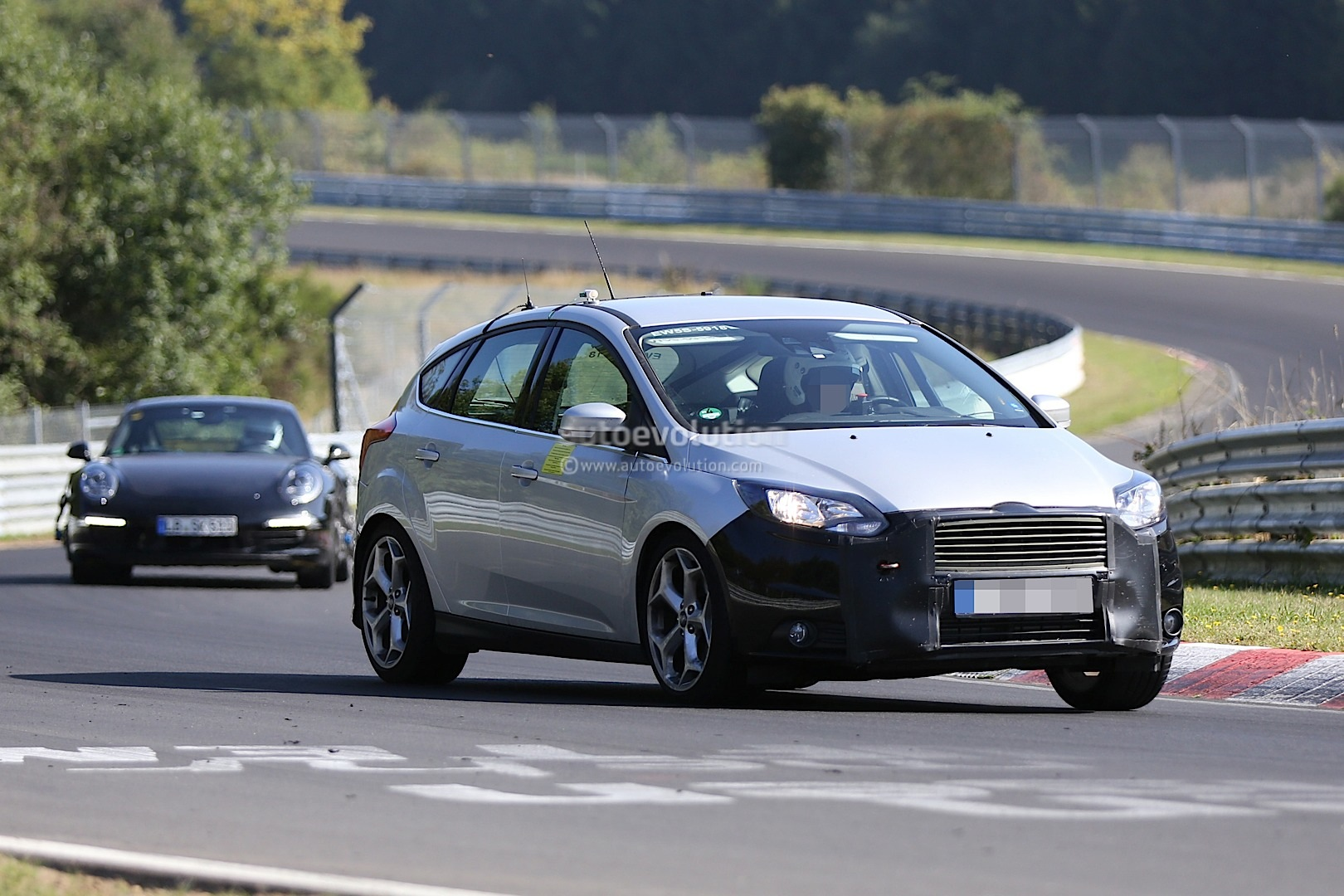 2015 ford focus facelift