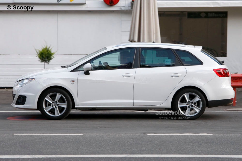spyshots seat ibiza sport tourer fr autoevolution. Black Bedroom Furniture Sets. Home Design Ideas