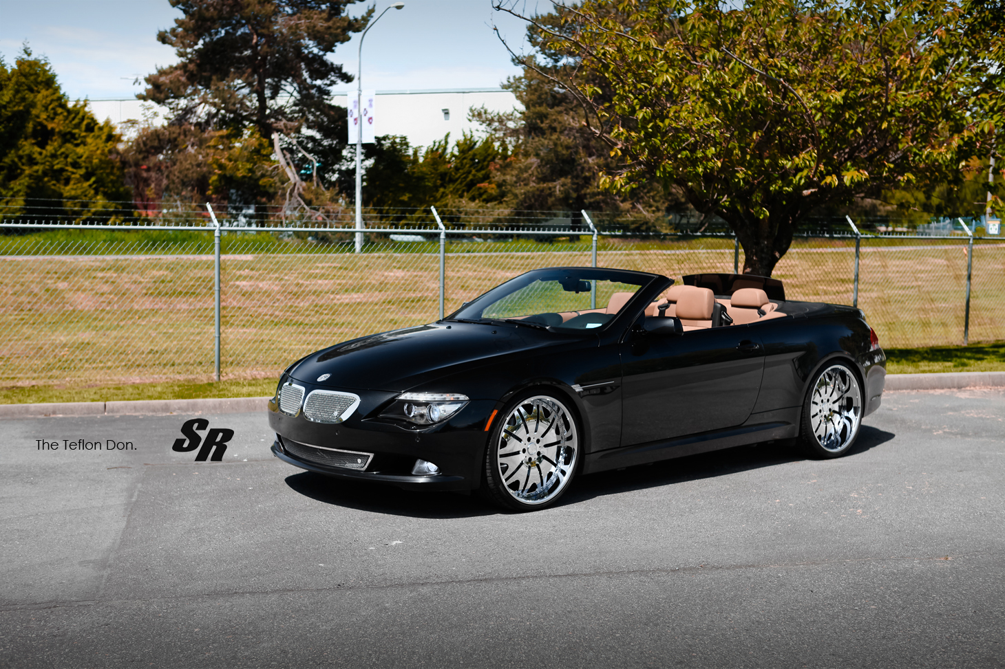 2008 Bmw 6 Series Convertible E64 bmw 6-series by sr auto