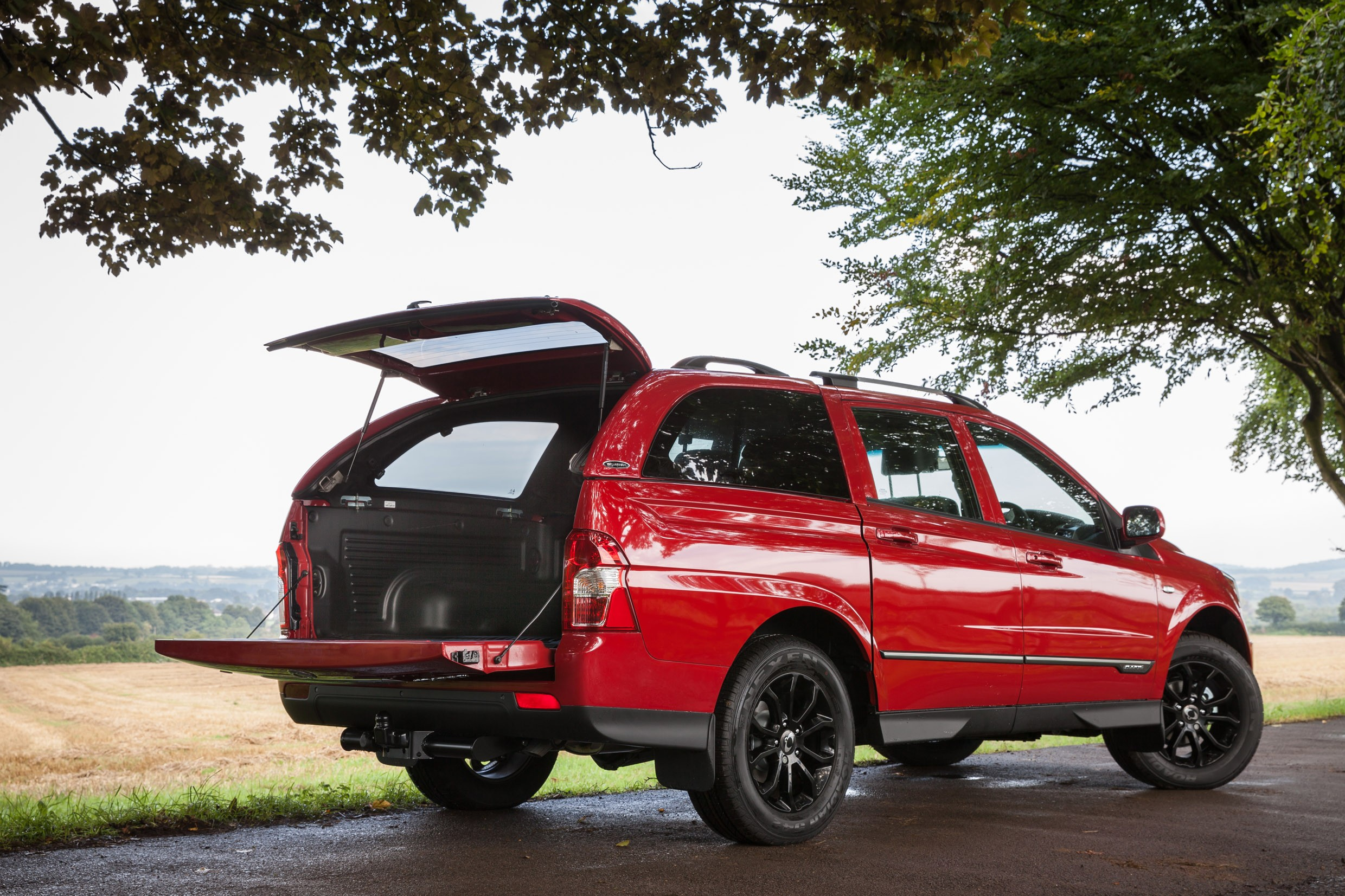 2017 ssangyong musso is a seriously cheap one tonne pickup autoevolution. Black Bedroom Furniture Sets. Home Design Ideas