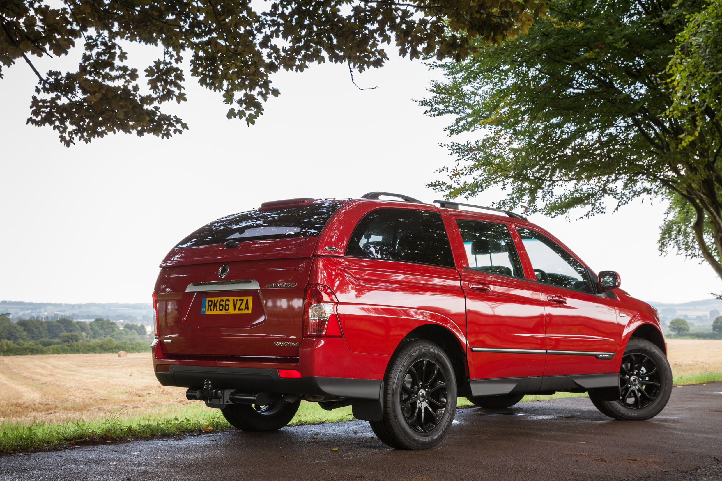 2017 Ssangyong Musso Is A Seriously Cheap One Tonne Pickup