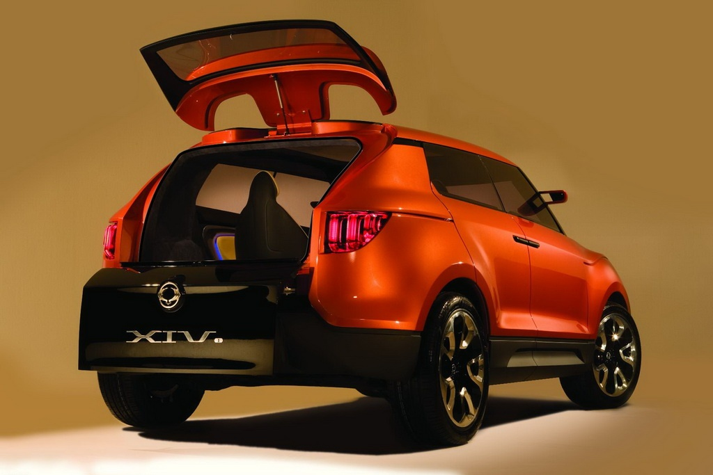 2011 ssangyong concept xuv - photo #8
