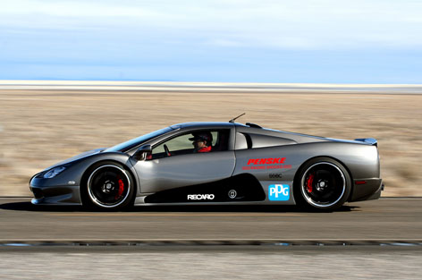 SSC Ultimate Aero, World's Fastest Production Car, For Sale ...
