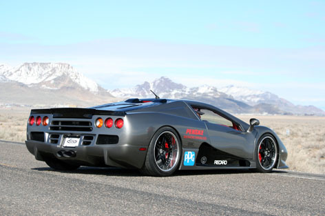 SSC Ultimate Aero, World's Fastest Production Car, For ...