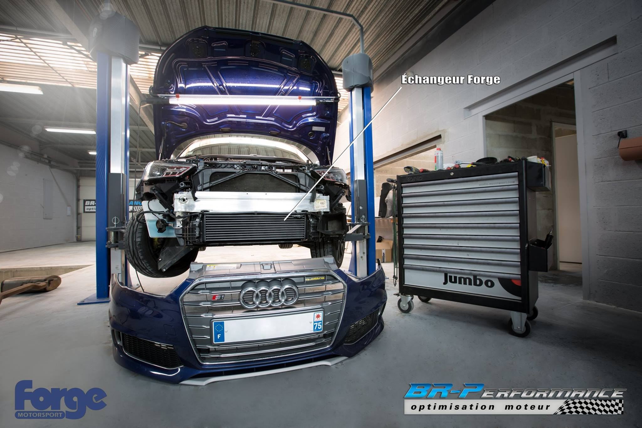 Stage 3 Audi S1 Gets 384 HP Thanks to Milltek Sports Cat, New Turbo
